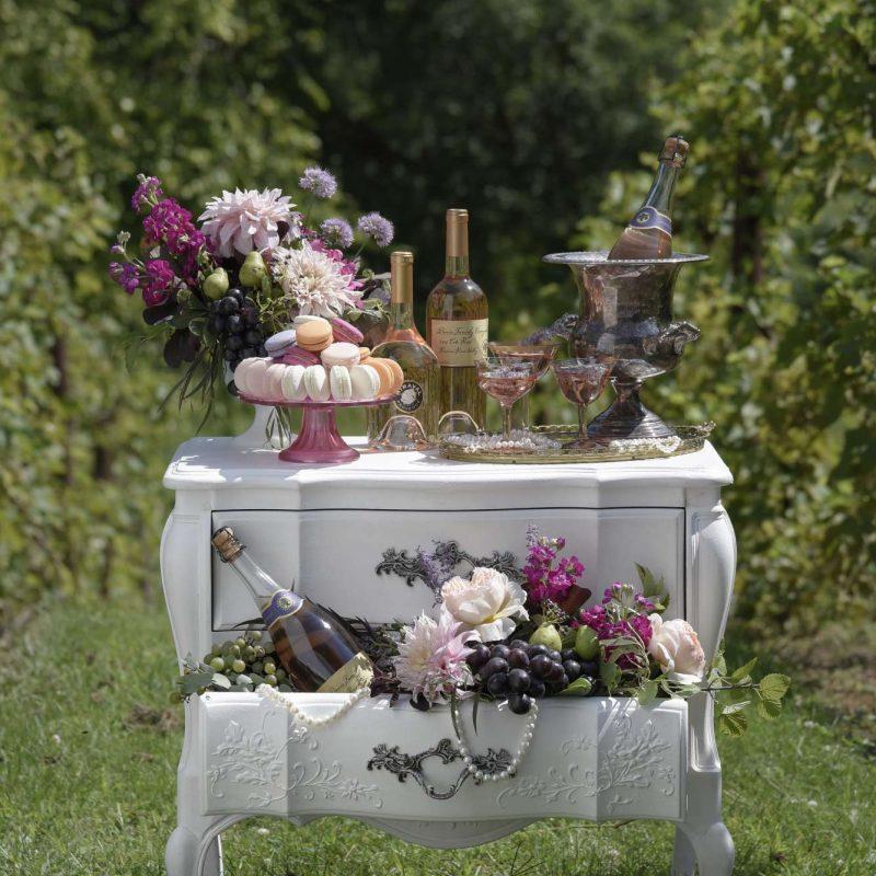 wedding-macarrons
