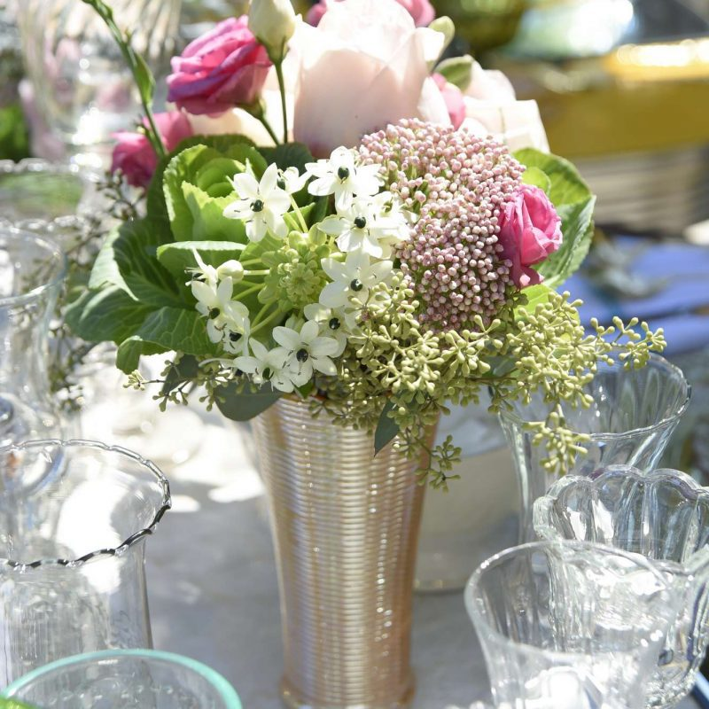 garden-wedding-centerpiece