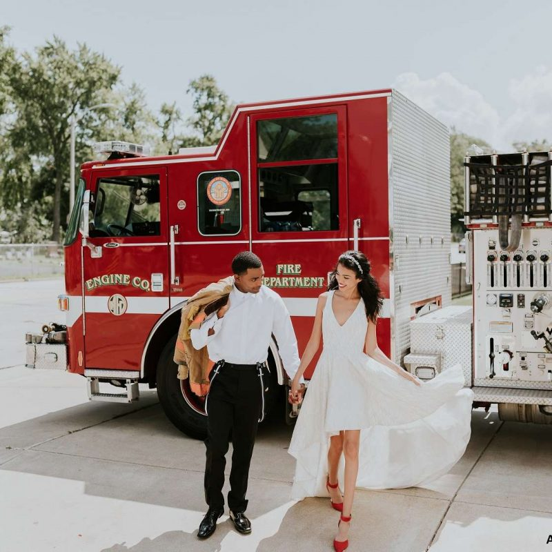 story-hill-firehouse-bride-and-groom