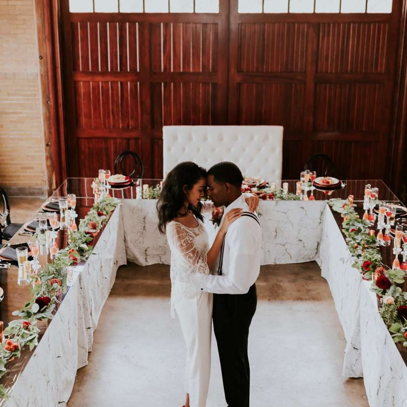 story-hill-firehouse-just-married