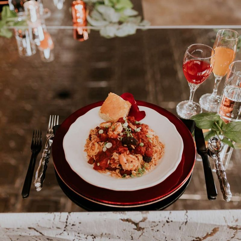 black-shoe-catering-wedding-dinner