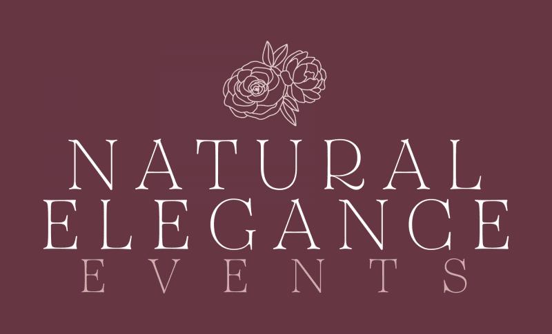 Natural Elegance Events Logo