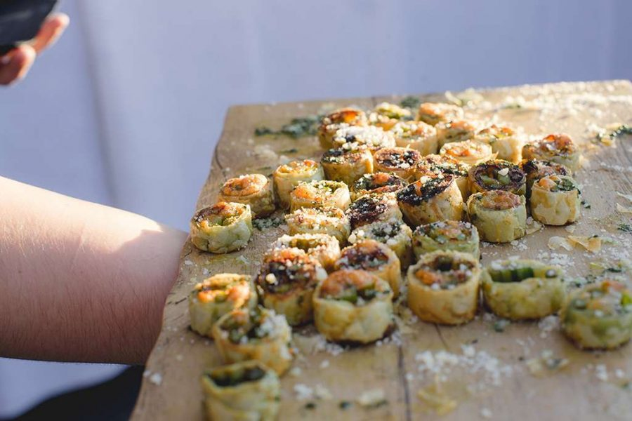 Appetizers by F Street Catering & Events