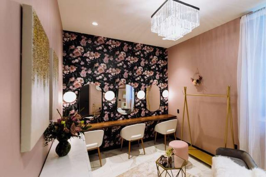 The brides suite at the Gage MKE