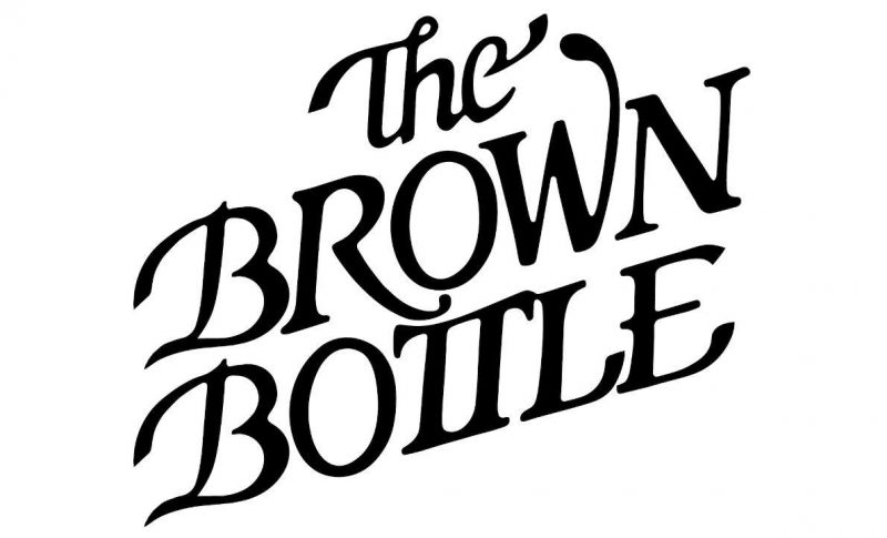 The Brown Bottle Logo
