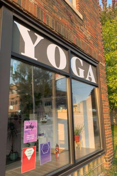 Washington Heights Yoga exterior in Milwaukee, WI
