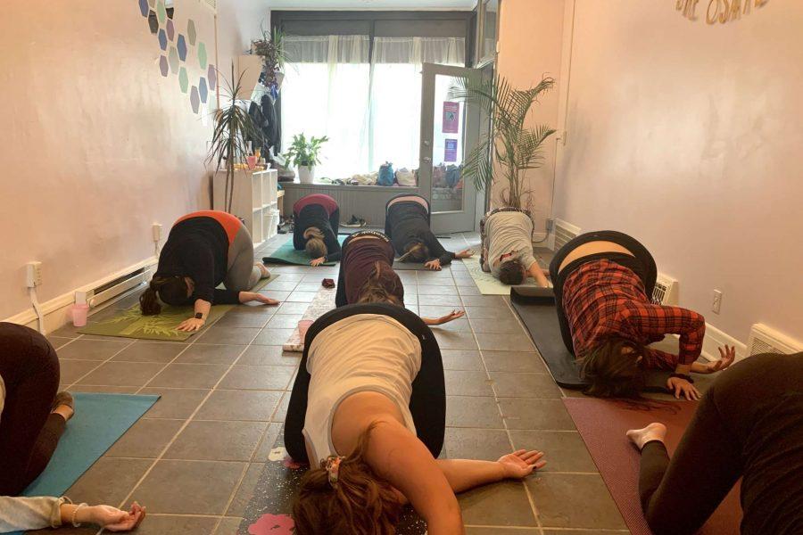 Washington Heights Yoga studio in Milwaukee