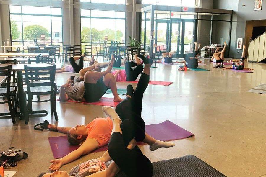 Yoga classes Milwaukee