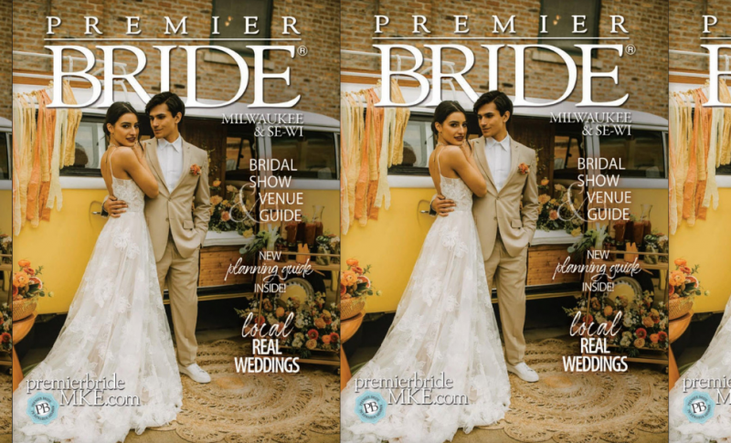 Premier Bride Summer Fall 2021 Cover